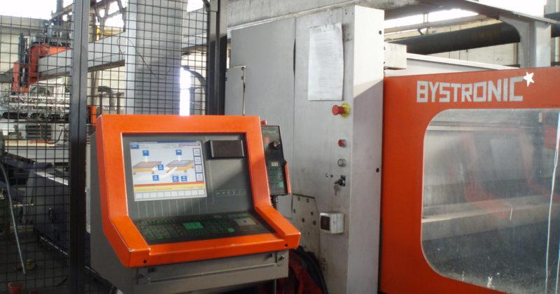 Taglio Laser parco macchine SALL lamiere e acciai